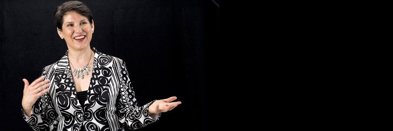 Monica Linford - International Presenter & Speaker